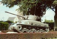 sherman tank original